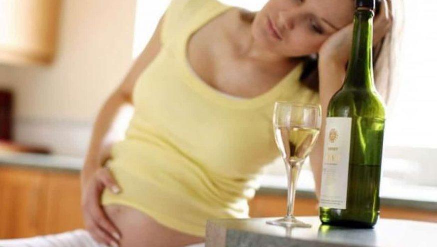 Hamilelikte Alkolün Zararları