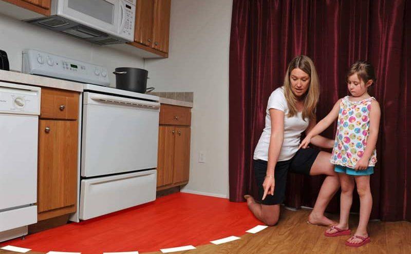 Çocuklar İçin Mutfak Güvenliği Nasıl Sağlanır?