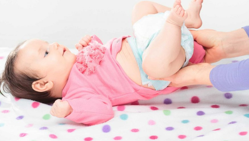Yazın Bebeklerde Görülen İshal